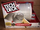 TECH DECK Transforming Pipelines Modular Skatepark Play Set and Exclusive Board