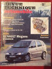 Revue Technique Automobile RENAULT Megane essence