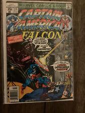 (4) Captain America And Falcon 219 - 222