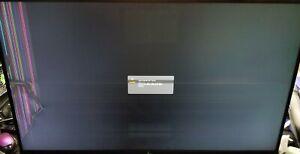 "HP Z27 UHD IPS 27"" LED LCD Monitor DisplayPort HDMI 4k ***PARTS REPAIR***"