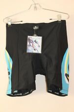 Canari Cycling Shorts Women's X-LARGE XL 8302 BLUE/BLACK  NEW