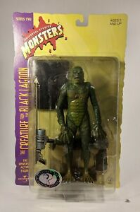 Sideshow Toy Creature From The Black Lagoon Figure MOC Series 2 1999