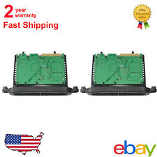 2 Pieces Halogen Headlight TMS Driver Module 63117267045 for BMW F10 F11 F07 New