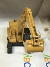 Vintage Joal Caterpillar Cat 375 Hydraulic Excavator 1:50 Scale Toy Truck