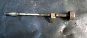 BSA Sloper engine oil adjuster knop (bigger knop then other) öleinstellschraube