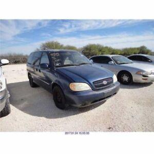 DRIVER LEFT TAIL LIGHT FITS 03-05 SEDONA 349110
