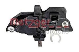 METZGER Voltage Regulator Alternator 12V For VOLVO S40 I S60 S80 Xc90 8676499