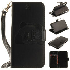 For Apple iPhone iPod Touch Wallet Card PU Leather+TPU Back Cover Flip Skin Case