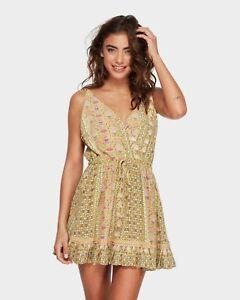 BNWT TIGERLILY LADIES ANNA DRESS SIZE 8 BOHO STYLE RRP $179 LAST ONE