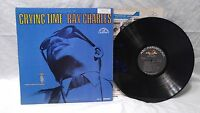 LP Vinyl Record Album Ray Charles Crying Time