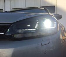Osram XENON LED TAGFAHRLICHT SCHEINWERFER VW Golf 6 VI 08-13 Edition schwarz