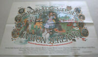 PLAKAT ,ALICES ADVENTURES IN WONDERLAND,S. H. BENNETT,M CRAWFORD,MUSICAL#56