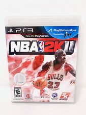 PS3 NBA 2K11 (PlayStation 3, 2010)- Complete