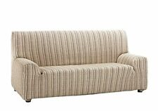 Martina Home Mejico - Elastic Sofa Cover 4 Plazas, 240 a 270 cm (4 Seats|Beige)