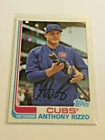 2017 Topps Archives Baseball Base Card - Anthony Rizzo - Chicago Cubs