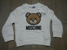 New Moschino Kids Baby Sweater Pullover 18 Months - 15 Years