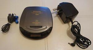 PANASONIC SL-S221C Portable CD Player
