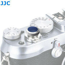 JJC SRB-GR BLUE Copper Deluxe Soft Release Button for FUJIFILM X-Pro2 X-E3 X100
