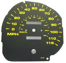 Speedometer Car Styling Gauges Dial Kits Ebay