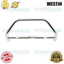 "Westin For Automotive 2"" Safari Polished Light Bull Bar w/o Skid Plate 30-0000"