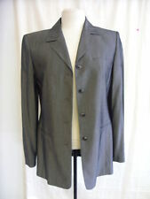 Wool Blend Single Breasted Suits & Tailoring for Women