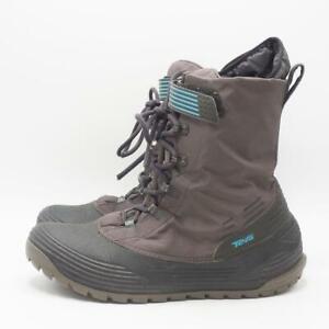 Teva Chair 5 Boots Mens Size 11 Waterproof Snow Winter Lightweight Thinsulate