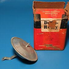 NOS GM Delco Heater Door Vacuum Diaphragm 1957-1958 Olds 88 Super 88 98