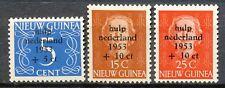 Nederlands Nieuw Guinea 22 - 24 postfris (1)