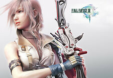 Final Fantasy XIII 13 Lightning mouse pad free ship