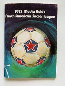 1975 NASL Media Guide