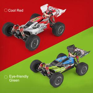 Wltoys XKS 144001 124019 RC Car 60km/h High Speed 1/14 1/12 2.4GHz Racing Model