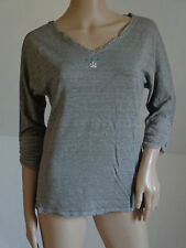 Leinene Damen-Shirts ohne Muster