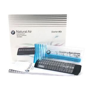 BMW Air Freshener 'Natural Air' Starter KIT+ 1 sticks Genuine accessories 1 Set