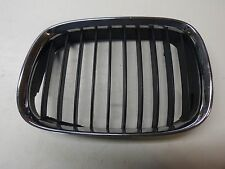 1997-2003 BMW 528i E39 LEFT DRIVERS SIDE CHROME GRILL