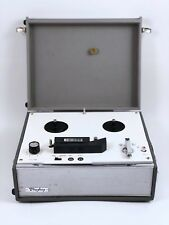 Playboy Portable 5'' Reel to Reel tape recorder/player PB-505 *Works*