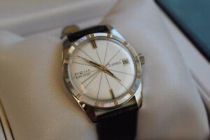 PRIM DIPLOMAT mechanical Czechoslovakian wrist watch