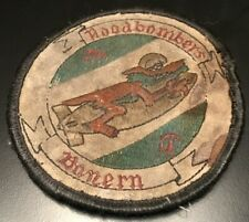 Roadbombers Bayern MC Aufnäher Patch HD Kutte Chopper