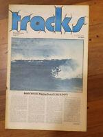 #27  TRACKS MAGAZINE MAG SURF VINTAGE SURFING DECEMBER  1972 #27