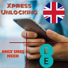 UNLOCKING SERVICE FOR Apple iPhone 6S 6 5S 5C 5 SE Unlock EE ORANGE T-MOBILE UK
