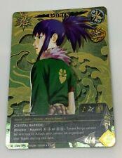 NARUTO CCG TCG GUREN SUPER RARE CARD