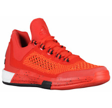 New Adidas Performance Men's 2015 Crazylight Boost Sz 18 Primeknit Vivid Red