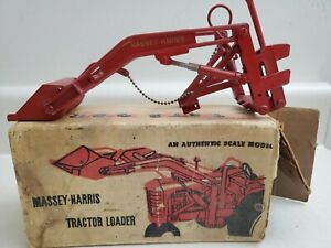 Massey Harris Reuhl Loader 1:20 W Box