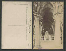 1910s CANTERBURY CATHEDRAL ENGAND UK RPPC REAL PICTURE POSTCARD #2