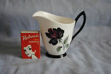 Royal Albert Creamer / Milk Jug - 'Masquerade'