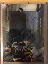 Stedman Bailey 2013 Topps Strata Clear Cut Autograph Rookie Relics Auto RC Rams
