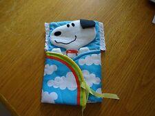 Vintage Snoopy Peanuts cloth hand puppet, Knickerbocker