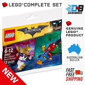Genuine LEGO® Disco Batman - Tears of Batman Polybag [30607] - BRAND NEW - Rare