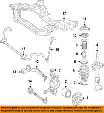 MERCEDES OEM 10-15 E350 Front-Lower Control Arm 2123301911