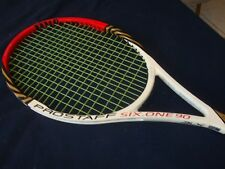 "Wilson 2012 BLX Pro Staff Six.One 90 Federer Tennis Racquet 4 1/2 ""VERY GOOD"""
