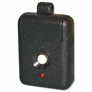 Linear Delta-3 Mini Garage Door Remote Key Ring Transmitter, 1-Ch (DNT00026)
